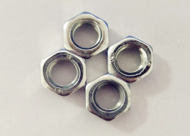 Durable Coarse Thread Heavy Hex Nut M12 X 1.75 Nut For Component Trimming